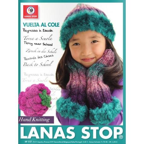 Vuelta al Cole. Lanas Stop Nº 117