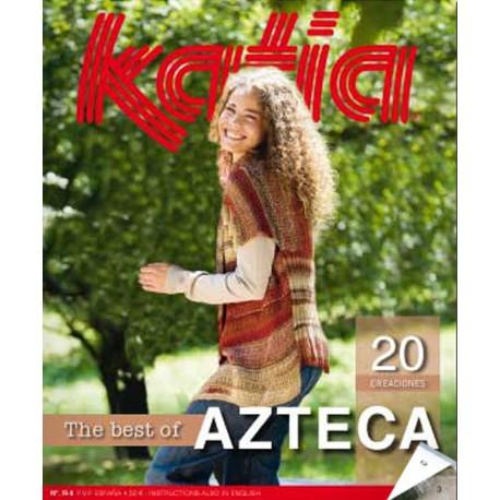Lo mejor de Azteca. Lanas Katia Especial 4