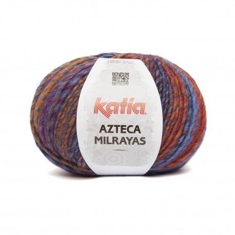 Azteca Milrayas de Katia