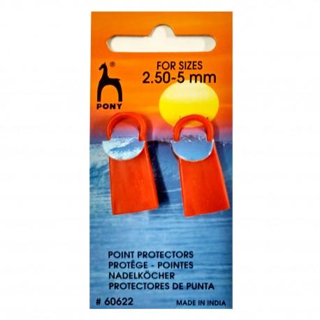 Protectores de punta de Pony