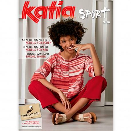 Sport. Lanas Katia Nº 96