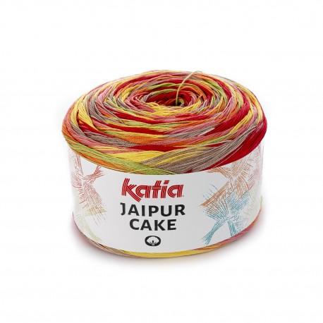 Jaipur Cake de Katia